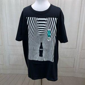 Coca Cola Short Sleeve T-shirt NWT XL 46/48
